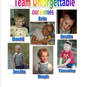 Team Page: Team Unforgettable